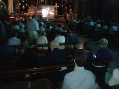 "29.09.2018 Serata culturale nella Chiesa dove Caravaggio è stato battezzato • <a style=""font-size:0.8em;"" href=""http://www.flickr.com/photos/82334474@N06/44231989490/"" target=""_blank"">View on Flickr</a>"