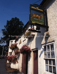 The Bay Horse, Hurworth (Darlington Local Studies Picture Collection) Tags: darlington1990s publichouses pubsigns