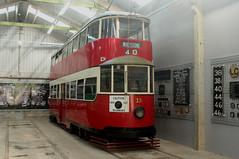 Trams: Metropolitan Electric Tramways: 331 Crich Tramway Village (emdjt42) Tags: metropolitanelectrictramways 331 crichtramwayvillage nationaltramwaymuseum tram crich