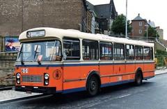 801 53 barré (brossel 8260) Tags: belgique bus sncv liege jonckheere volvo