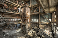 Dream dust (Brian Precious Decay is BACK!) Tags: abandoned decay derelict forgotten lost lostplaces precious preciousdecay hdr architecture interior design light symmetry urbex urban exploring explore explorer abandonment creative grime inspiration machine machinery machines power energy powerplant heavy factory industrial industry steel steelworks work oil dust coal