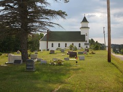 Saint Henry's Evangelical Lutheran Church and Cemetery (National Register) Tags: nationalregisterofhistoricplaces history historic place property church cemetery lutheran architecture finnish