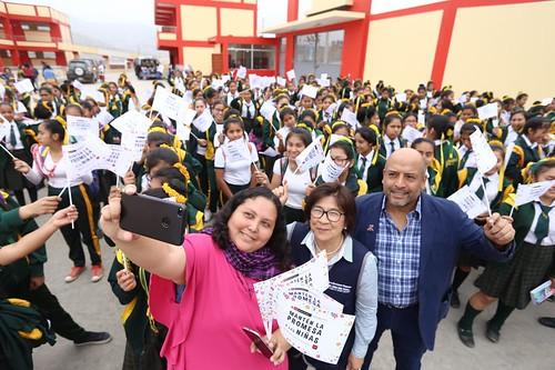 International Day of the Girl 2018: Peru
