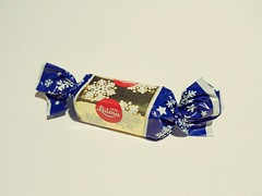 Winter candy. Chocolate inside. (eppovrxb62) Tags: laima candy winter chocolate