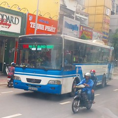 Mercedes Benz B80 on bus line number 55: QTSC - Quang Trung software city <-> Saigon Hi-Tech Park in Ho Chi Minh city   Vehicle license plate: 53N - 5046 (phanphuongphi) Tags: mercedesbenz mercedesbenzbus buytsaigon bus55 congvienphanmemquangtrung nganamchuongcho benhvien175 congviengiadinh ngatuphunhuan daihocmythuattphcm chobachieu ngatuhangxanh causaigon ngatumk ngatubinhthai ngatuthuduc daihocgiaothongvantaiphanhieutphcm khucongnghecaoquan9 saigonhitechpark uybannhandanquangovap langtreemsos
