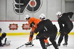 Training Camp 2018 (aemcintyre) Tags: training camp skating drills hockey spray ice