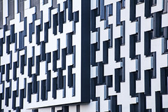 Maze (CoolMcFlash) Tags: abstract abstrakt lines architecture struktur structure building facade wu vienna canon eos 60d pattern linien architektur gebäude fassade wien fotografie photography tamron b008 18270