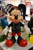 DSC_0569-1 (ScootaCoota Photography) Tags: mickey mouse 90th birthday anniversary walt disney art statue christmas festive holiday travel singapore raffles indoors nikon photo photography
