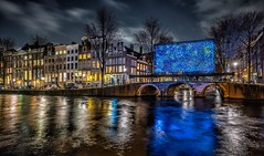 20181203-1820-10 (Don Oppedijk) Tags: amsterdamlightfestival alf starrynight desterrennacht pavlepetrovic herengracht vincemtvangogh cffaa amsterdam