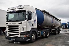 DSC_0005 (richellis1978) Tags: truck lorry haulage transport logistics cannock scania r atchison topeka r440 bx60bzl