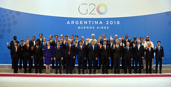 G20 Argentina (Organisation for Economic Co-operation and Develop) Tags: g20 argentina buenos aires november 2018 family photo
