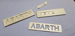 Fiat Ritmo 125TC Abarth Badges (ahellmann) Tags: fiat ritmo 125tc abarth badges schriftzug emblem