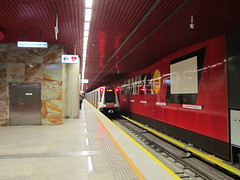 Siemens Inspiro, #61, Metro Warszawskie (transport131) Tags: metro subway mw siemens inspiro wtp ztm warszawa