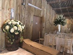 An absolute gem of a location based in Cheshire, this barn looks amazing when decorated with our large domed arrangements! 💐 . . . #parsleyandsageflorist #cheshirevenue #cheshirewedding #cheshire #weddingstyle #weddingflorist #weddingbells #weddin (parsleyandsage11) Tags: flowerstagram weddingbells flowerdaily flowerdome floralarrangement weddings flowerdesign weddingstyle cheshirevenue flowershop weddingflorist flowersofinstagram weddingidea weddingideas cheshirewedding parsleyandsageflorist weddinginspo weddingflowers cheshire