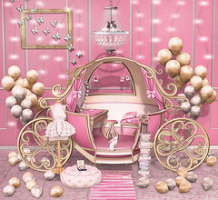 L235 (JoJo Delvalle - Photographer & blogger) Tags: secondlife game virtual 3d doll pink cute princess astralia fameshed foxcity halfdeer vivenine hive candydoll lagom belleepoque axix keke ariskea