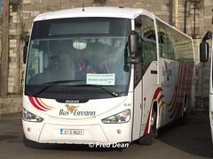 Bus Eireann SC214 (07D86217). (Fred Dean Jnr) Tags: february2008 broadstone buseireannbroadstonedepot broadstonedepotdublin bus dublin buseireann scania irizar century sc214 07d86217