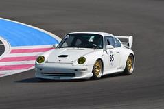 Porsche 993 RSR - 1995 (jfhweb) Tags: jeffweb sportauto sportcar racecar voituredecollection voiturehistorique voituredecourse courseautomobile circuitpaulricard circuitducastellet lecastellet 10000toursducastellet 10000tours globalendurancelegends porsche 911 993 rsr