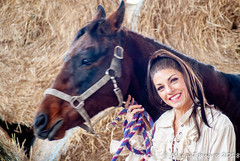 A day at the Ranch 03 (Maya Tomaro) Tags: maya tomaro horse royale equistrian centre ottawa ontario canada models model modeling