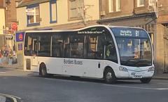 Borders Buses 11503 YJ15 AAX (24.11.2018) (CYule Buses) Tags: serviceb1 bordersbuses wcm westcoastmotors solosr optare optaresolosr yj15aax 11503
