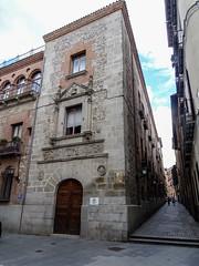 Casa de Cisneros Plaza de la Villa Madrid 02 (Rafael Gomez - http://micamara.es) Tags: casadecisneros esp españa madrid casa de cisneros plaza la villa barrio los austrias