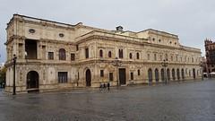 El Ayuntamiento de Sevilla (SergioBarbieri) Tags: ayuntamientodesevilla andalusia