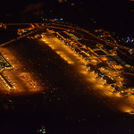Barcelona Airport by night thumbnail