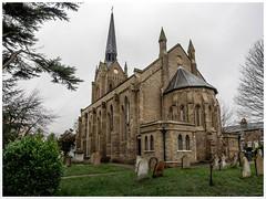 St Johns Woodbridge Suffolk (Mirrorless for me) Tags: woodbridge suffolk stjohns church religion