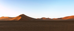 Morning in the Namib Desert (Trouvaille Blue) Tags: africa namibia namib desert sossusvlei dunes morning trouvailleblue landscape