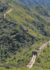 going on for miles (iorus and bela) Tags: bela iorus china chinesewall greatwallofchina holiday vakantie 2018