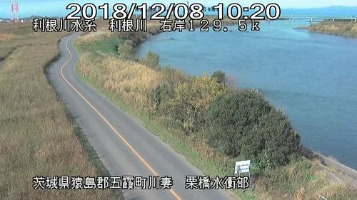 利根川 ライブ カメラ 栗橋