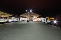 All White On the Night (Better Living Through Chemistry37 (Archive3)) Tags: 1c92 1c91 goldenhind newtonabbot gwr