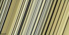 Highest-resolution color images of any part of Saturn's rings, to date, showing a portion of the inner-central part of the planet's B Ring. Sept 7th, 2017. Original from NASA. Digitally enhanced by rawpixel. (Free Public Domain Illustrations by rawpixel) Tags: astrology astronomical astronomy astrophotography cc0 celestial circulation colorful cosmology cosmos galaxy name nasa orbit outerspace pdnasa publicdomain rings rocks saturn scales solarsystem space structure surface themilkyway universe