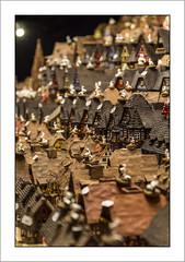 Un village quelque part en Alsace! (A village somewhere in Alsace!) (Francis =Photography=) Tags: europe europa france grandest alsace 67 68 barhin hautrhin cigogne maisons maison maisonsalsacienne village villagealsacien noã«l alsatianvillage elsã¤sserort marchédenoël noël elsässerort