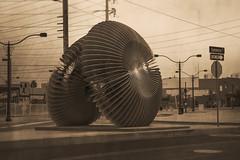"""Radial Symmetry,"" designed by artist Luis Varela-Rico (@CarShowShooter) Tags: geo:lat=3616400801 geo:lon=11515131758 geotagged nevada unitedstates usa 18200 18200mm a6500 abstractart art city cityoflasvegas cityscene cityscape clarkcounty clarkcountynevada clarkcountynv downtownlasvegas feet fremont fremontdistrict fremontdistrictlasvegas fremontstreet fremontstreetexperience fremontstreetlasvegas graffiti lasvegas lasvegasattraction lasvegasdowntown lasvegasgraffiti lasvegasnv lasvegasphotography lasvegaspublicart lasvegassights lasvegasstreetart lasvegasstreetphotography lasvegasstreets lasvegasstrip lasvegasvacation model mural murals nevadatourism portrait publicart scenic sightseeing sincity sony sonya6500 sonyalpha6500 sonye18200mmf3563oss sonymirrorless sonyα6500 spraypaint street streetart streetphotography streetscape tourism touristattraction travel travelphotography urban vacationphoto vegasstrip wallart radialsymmetry luisvarelarico"