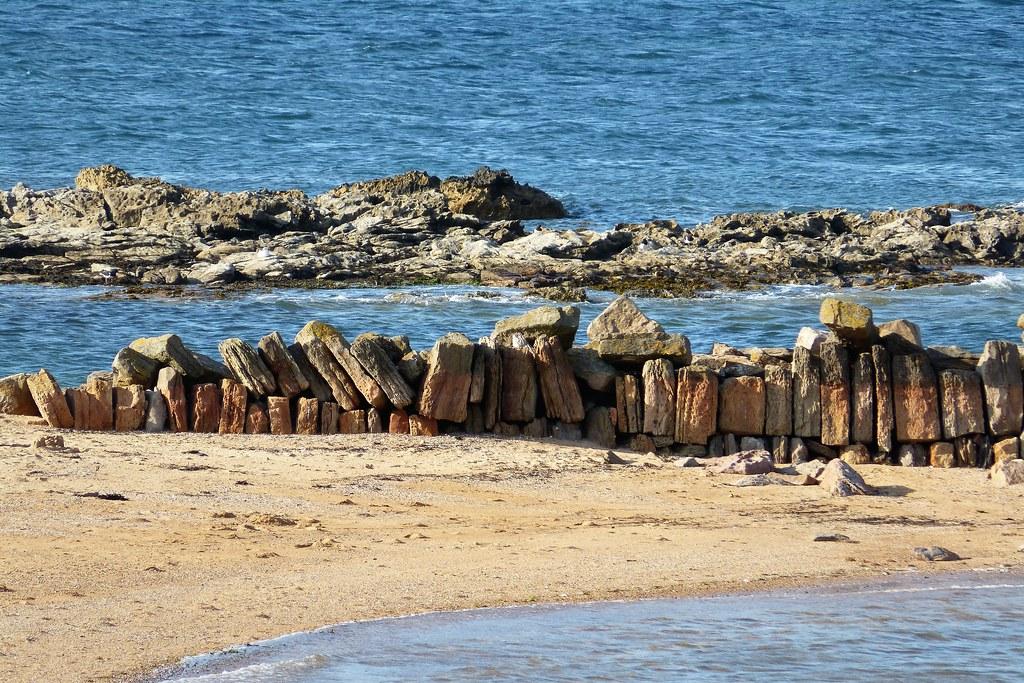 Sandstone stacking