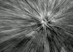 Radial Vision (Macro Lord) Tags: icm blur blurry radial burst explode bnw abstract impression impressionist art