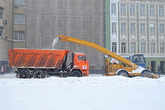 Snow storm. Moscow, Russia (varfolomeev) Tags: 2019 россия город улица russia city street fujifilmxt10