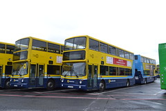 Dublin Bus AX577 06-D-30577 & AX449 06-D-30449 (Will Swain) Tags: dublin broadstone depot 16th june 2018 bus buses transport travel uk britain vehicle vehicles county country ireland irish city centre south southern capital ax577 06d30577 ax449 06d30449 ax 577 449