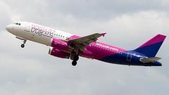 Airbus A320-232 HA-LWO Wizz Air (William Musculus) Tags: airport spotting aviation plane airplane halwo wizz air airbus a320232 basel mulhouse freiburg bsl mlh eap euroairport lfsb wizzair wzz w6 a320200 william musculus