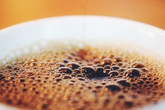 Black coffee (TulsaQueen) Tags: macromondays macro brew coffee
