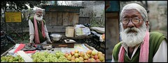 Daily life in Agra (Iam Marjon Bleeker) Tags: india agra market fruit fruits apple grapes peoplefromindia peoplefromagra streetphotography streetlife streetview dailylife dailylifeinagra dag9md0c8355collage