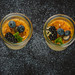 Creme Brule In a Glass Jar