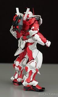 HiRM Astray Red Frame Gundam 14 by Judson Weinsheimer