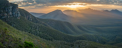 Stirling Range Sunset (JChipchase) Tags: mountain scenic landscape sunset stirlingrange bluffknoll nationalpark wilderness bushland nikon d750 australia nature