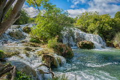 Lagunas de Ruidera (Teresa Esteban) Tags: ruidera castillalamancha otoño agua laguna árbol paisaje roca cascada españa europa