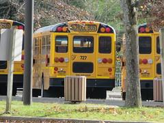 White Plains Bus Co. #727 (70486) (ThoseGuys119) Tags: whiteplainsbus whiteplainsny schoolbus nationalexpress durhamschoolservices
