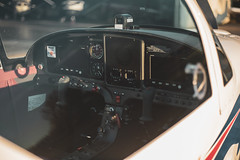 Pioneer 300 cockpit (tasteflight) Tags: airplane airplanes aircraft aviation aviations avgeek cessnaaircraft cessna cockpit hangar plane nord norécrin avion general