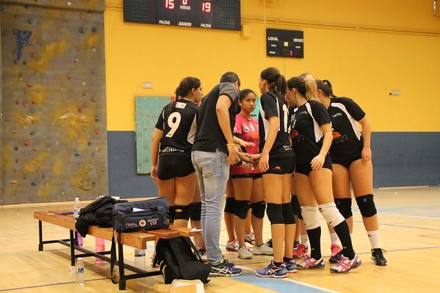 18/19 FDM Senior Voleibol - VB.Ribera