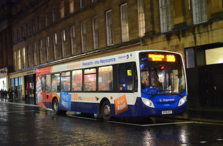 Stagecoach North East: 22570 / SP08DCV