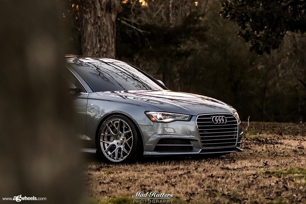 Audi A6 - M590 Brushed Polished